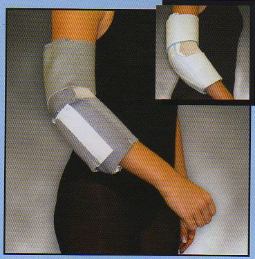 First Ice® Cryotherapy Elbow Wrap
