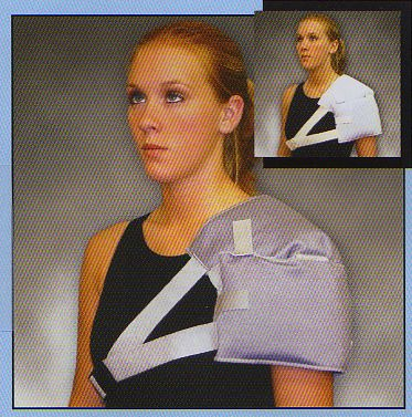 First Ice® Cryotherapy Shoulder Wrap