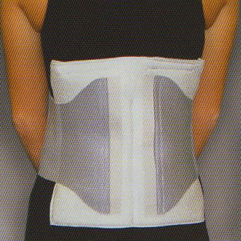 First Ice® Compression Back Wrap