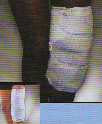 First Ice® Cryotherapy Compression Knee Wrap