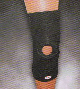 Lateral J Patella Support